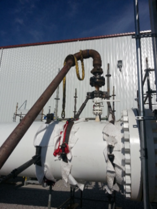Leak Detection Fluid Withdrawal test